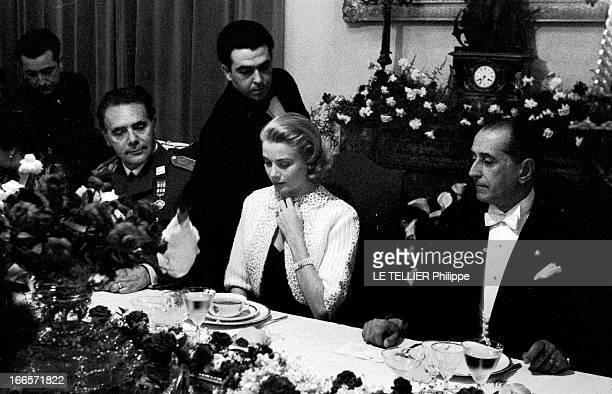 Preparation Wedding And Honeymoon Of Grace Kelly And Rainier Iii Of Monaco Palma de Majorque Mai 1956 Lors du voyage de noces du Prince Rainer DE...