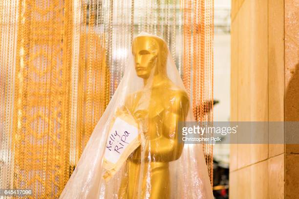 Preparations Continue for the 89th Annual Academy Awards at Hollywood And Highland Center on February 25 2017 in Los Angeles California