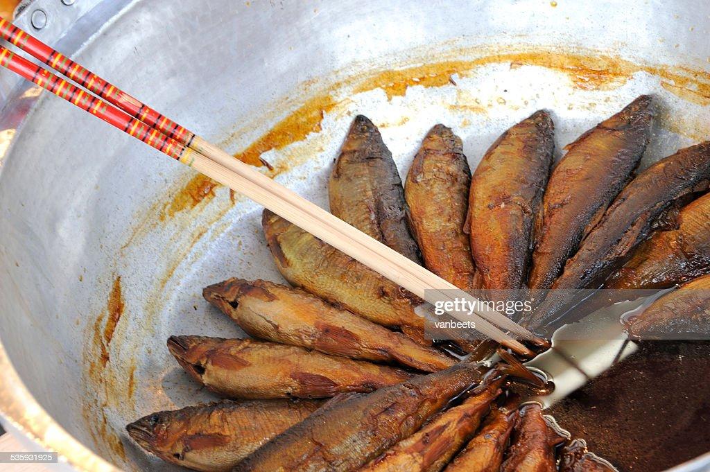 Prepared fish : Stock Photo