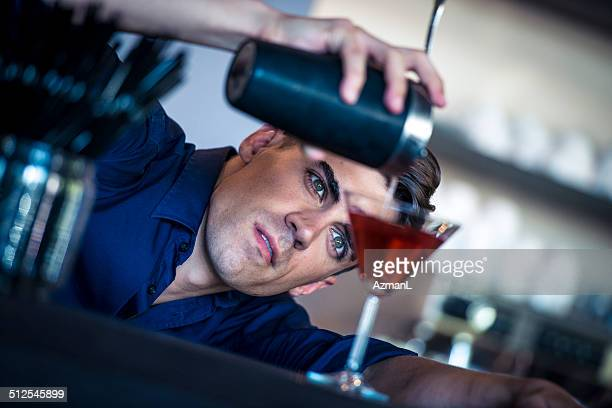 Préparer des cocktails