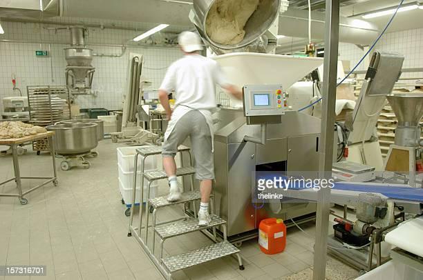 Préparation de pâte à pain