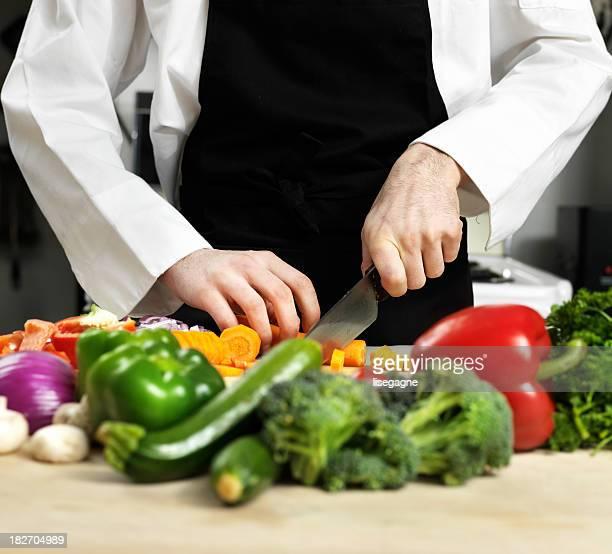 Preparazione di alimenti