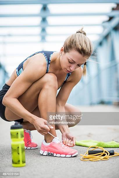 Vorbereitung für Training
