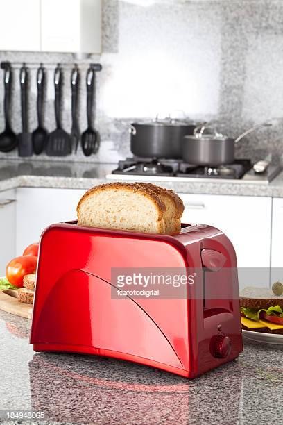 Preparing Sandwich