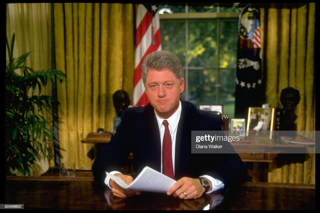 William J Clinton Pictures Getty Images