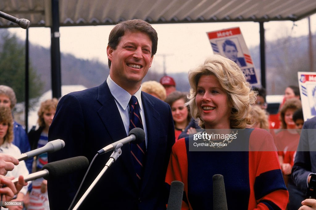 pres-cand-sen-al-gore-being-embraced-by-