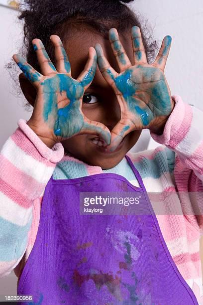 Preschool Artist