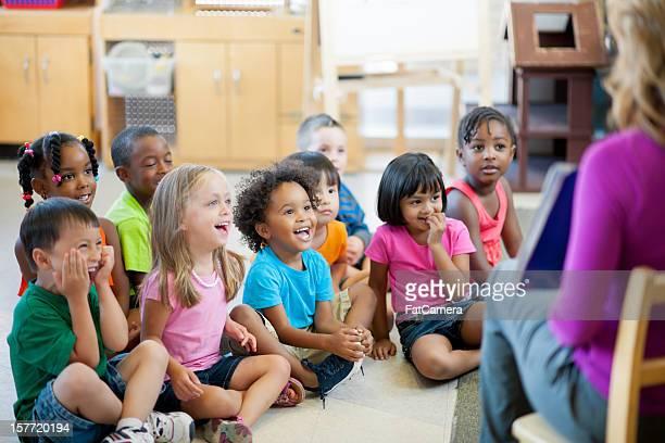 Pre-school bambini