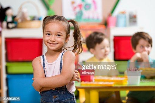 Preschool Education : Stock Photo
