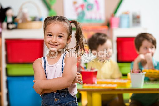 Preschool Education : Stock Photo