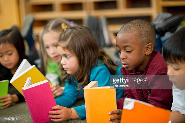 Pré-schoolers lecture