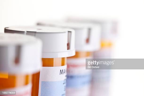 Prescription Bottles