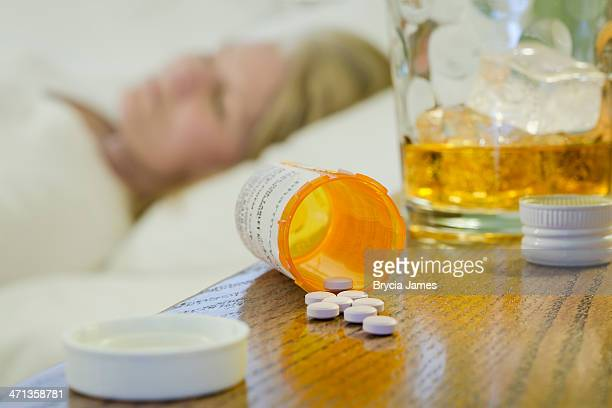 Prescription Drug and Alcohol Abuse Horizontal