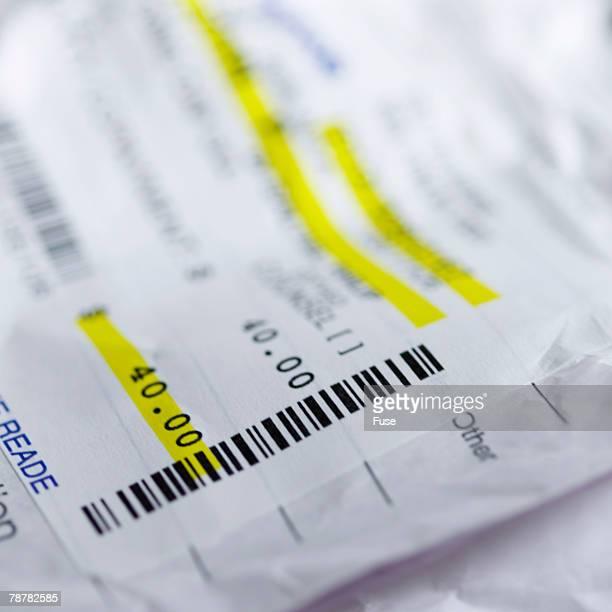 Prescription Medication Charges