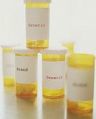 Prescription Medicine Bottles