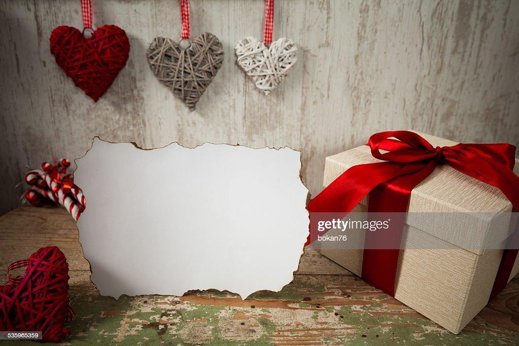Present box : Stock Photo