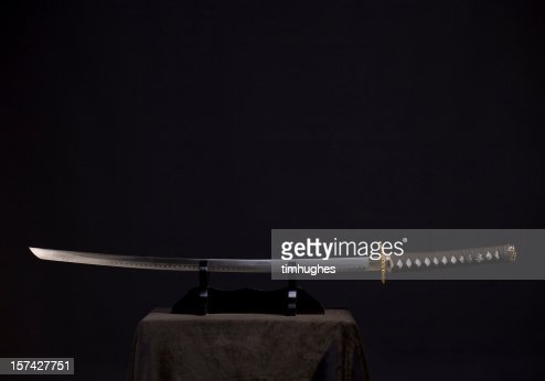 Presentation of the katana