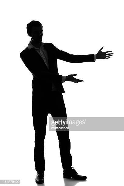 Vorlage silhouette