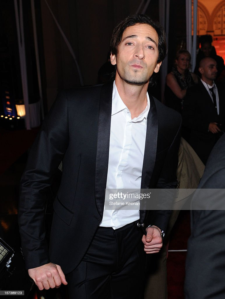 Presenter Adrien Brody attends the CNN Heroes: An All Star Tribute at The Shrine Auditorium on December 2, 2012 in Los Angeles, California. 23046_004_SK_0717.JPG