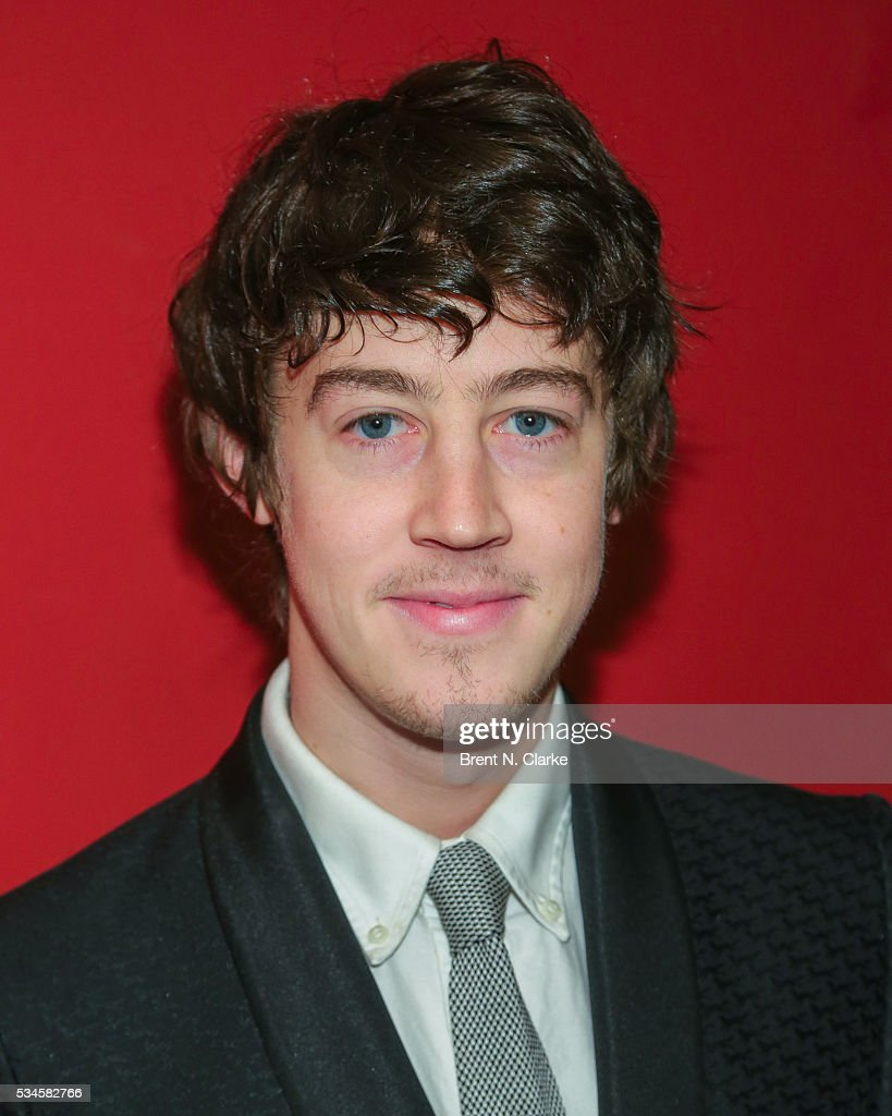 Presenter Alex Sharp attends the 66th Annual Outer Critics Circle Theatre Awards held at Sardi's on May 26, 2016 in New York City.