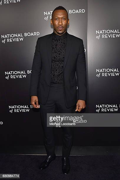 Presenter and Awardee Mahershala Ali attends the 2016 National Board of Review Gala at Cipriani 42nd Street on January 4 2017 in New York City