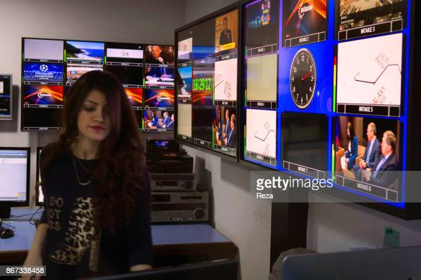 A presenter in the Kurdish Rudaw TV facilities which belong to the Rudaw Media Network a media group that was launched in 2013 Based in Erbil it...
