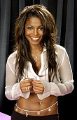 Presenter Janet Jackson during The 2nd Annual BET Awards Gallery at The Kodak Theater in Hollywood California United States