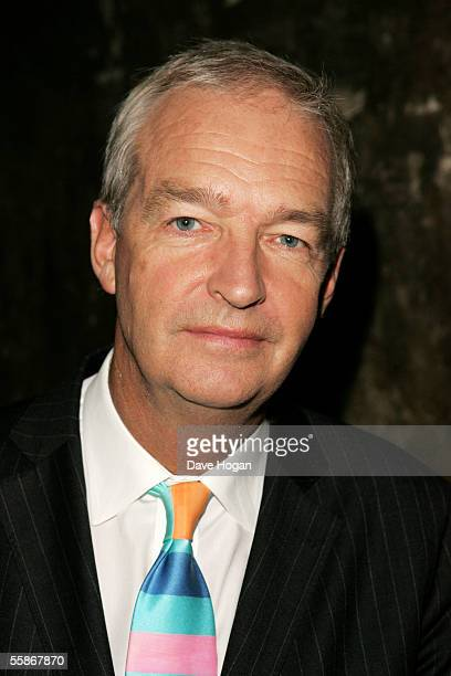 TV presenter Jon Snow attends the MORE4 TV Launch Party launching Channel 4's adult entertainment digital channel at the Shunt Vaults on October 6...
