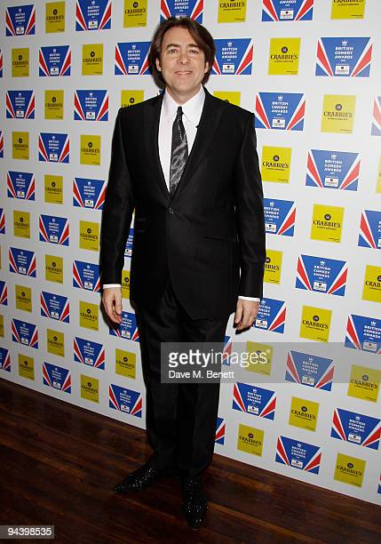TV Presenter Jonathan Ross attends the British Comedy Awards on December 12 2009 in London England