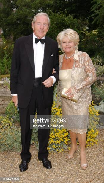 TV presenter Judith Chalmers arrives for the Some Enchanted Evening Party and Fashion Show in aid of the Galapagos Conservation Society at The...