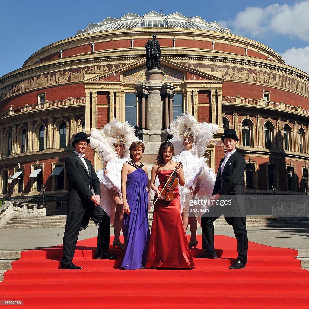 BBC Proms Launch 2010 Photocall