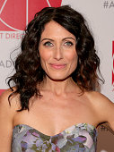 Presenter Lisa Edelstein attends the 19th Annual Art Directors Guild Excellence In Production Design Awards at The Beverly Hilton Hotel on January 31...