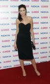 TV presenter Lisa Snowdon arrives at the Glamour Women Of The Year Awards the annual awards recognising the achievement of women with categories...