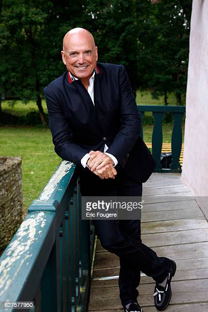 Presenter Louis Bodin Photographed in PARIS