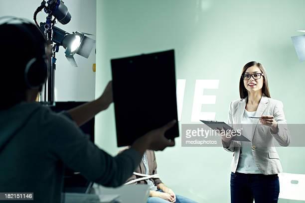 Presentatore televisivo
