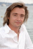 TV presenter Richard Hammond attends a photocall for 'Blast Lab' at Majestic Beach Pier during the 25th MIPCOM on October 5 2009 in Cannes France