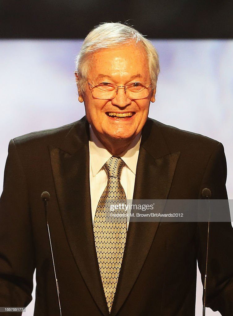 Presenter Roger Corman speaks onstage at the 2012 BAFTA Los Angeles Britannia Awards Presented By BBC AMERICA at The Beverly Hilton Hotel on November 7, 2012 in Beverly Hills, California.