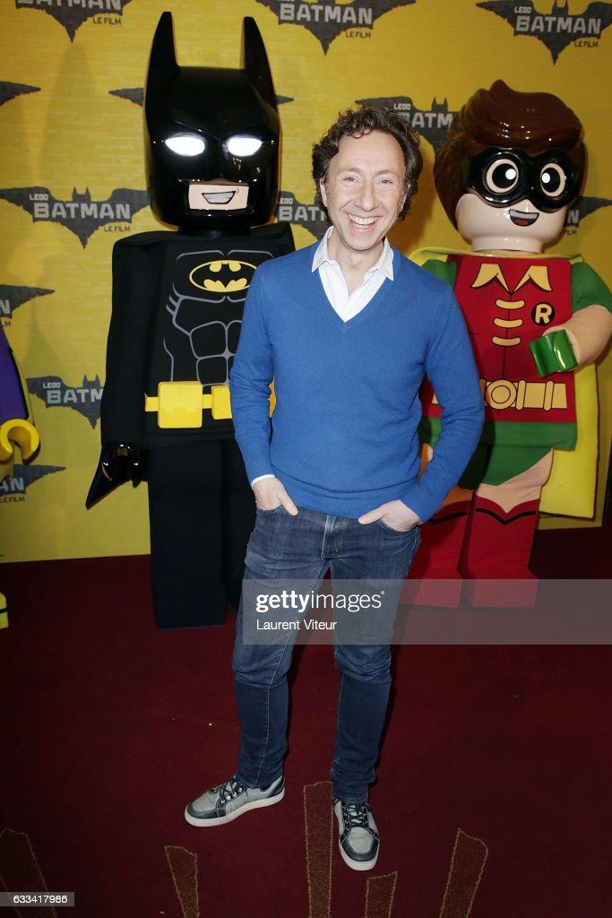 """""""Lego Batman"""" Paris Premiere At Cinema Le Grand Rex"""
