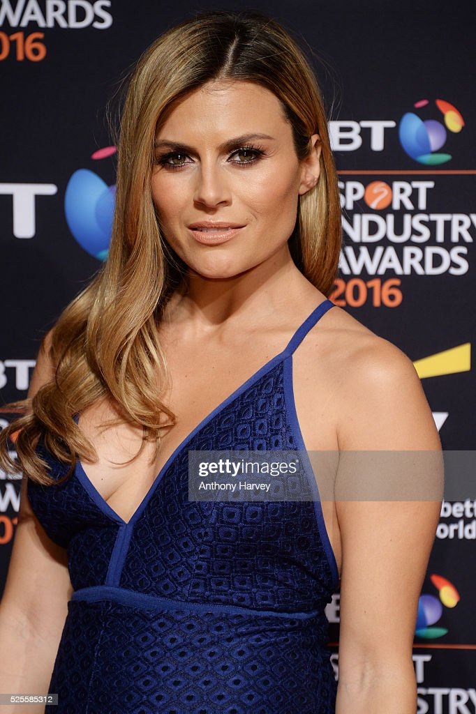 Presenter <a gi-track='captionPersonalityLinkClicked' href=/galleries/search?phrase=Zoe+Hardman&family=editorial&specificpeople=2278465 ng-click='$event.stopPropagation()'>Zoe Hardman</a> poses on the red carpet at the BT Sport Industry Awards 2016 at Battersea Evolution on April 28, 2016 in London, England. The BT Sport Industry Awards is the most prestigious commercial sports awards ceremony in Europe, where over 1750 of the industry's key decision-makers mix with high profile sporting celebrities for the most important networking occasion in the sport business calendar.