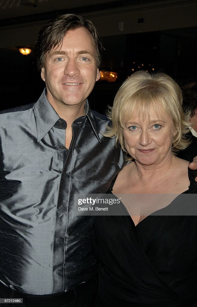 TV presenters Richard Madeley and Judy Finnegan attend the British Book Awards at Grosvenor House on March 29, 2006 in London, England. The literary awards, known as the Nibbies, recognise bestsellers rather than critics' favourites. Nominated authors include Jeremy Clarkson, Piers Morgan, Jamie Oliver, JK Rowling and Sharon Osbourne.
