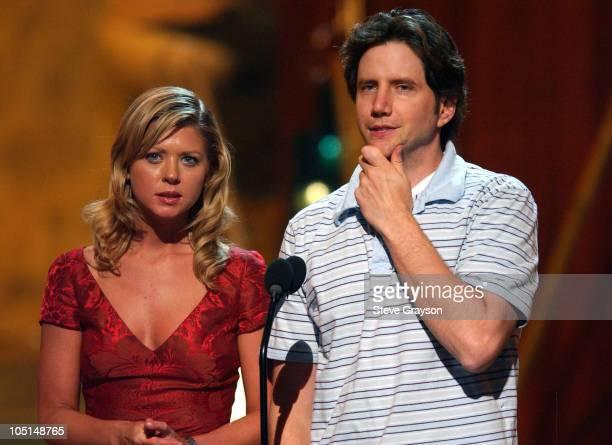Presenters Tara Reid and Jamie Kennedy for Choice Movie Drama