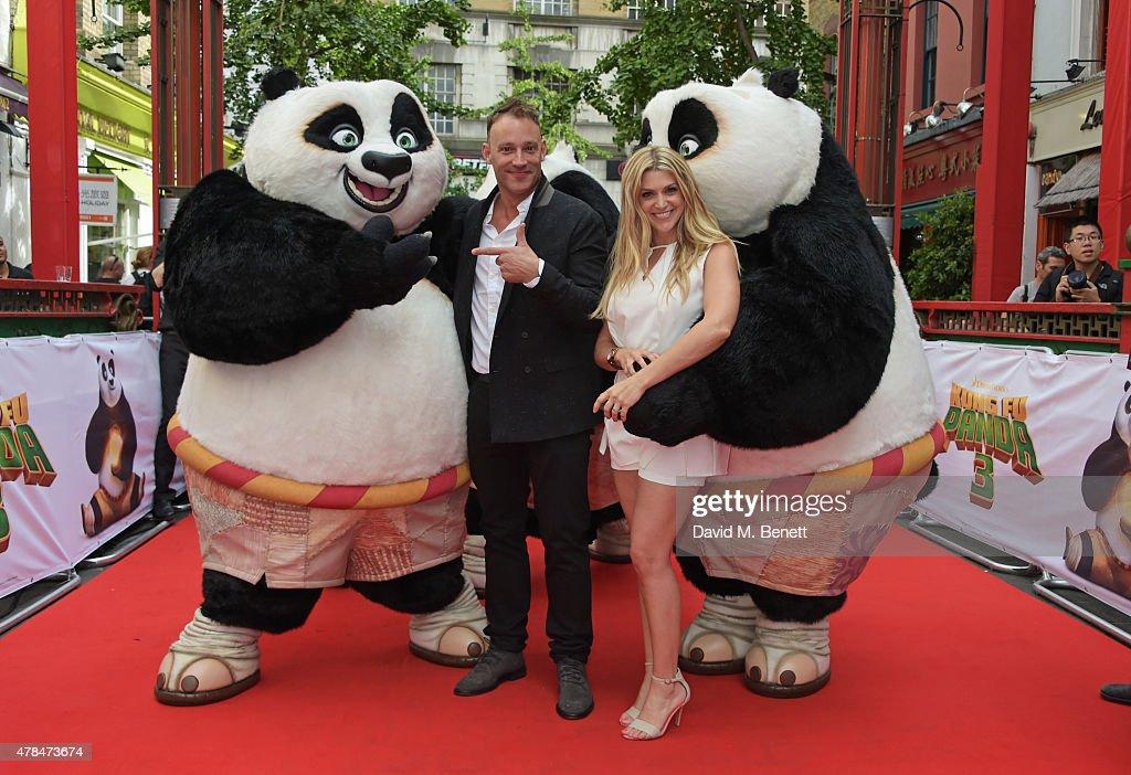 """Kung Fu Panda 3"" Photocall"