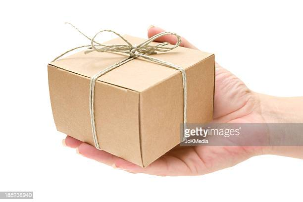 Presenting a Decorated Packet