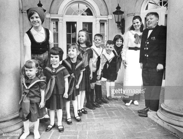 Presenting The Musical Disses in 'The Sound of Music' Part of A Growing Repertoire of Skits Sarah 2 Theresa 14 Minnie 4 Beth 5 Lucy 9 Freddy 7 Johnny...