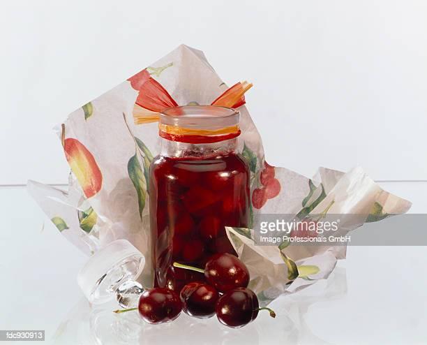 Preserved Cherries