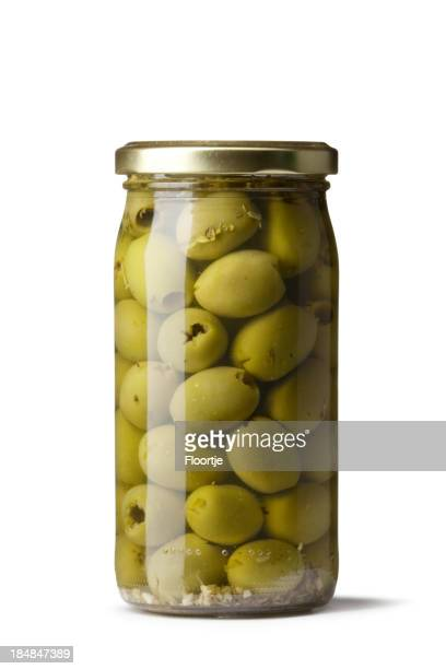 *conservato olive