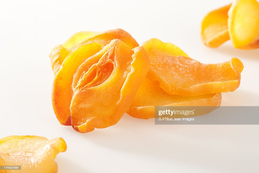 Preserved pear, special local product of Beijing, China : Stock Photo