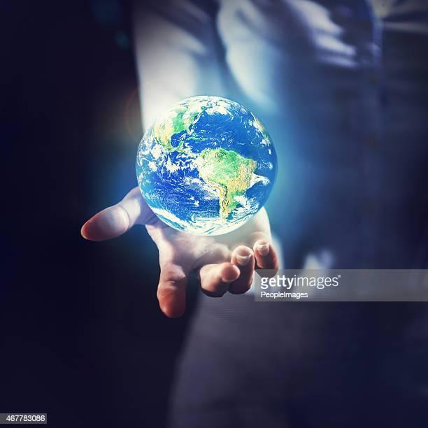 La preservación de la tierra