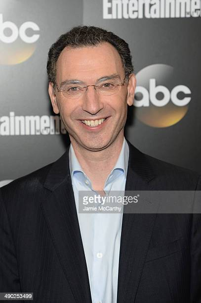 President ABC Entertainment Group Paul Lee attends the Entertainment Weekly ABC Upfronts Party at Toro on May 13 2014 in New York City