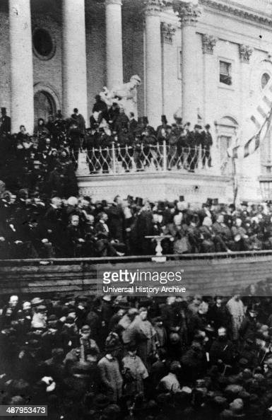 Image result for lincoln's second inaugural address getty images
